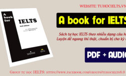 Ebook A Book for IELTS – Tải sách miễn phí