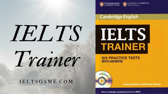 Download Ebook Cambridge IELTS Trainer (PDF + AUDIO)