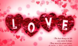 Châm ngôn tiếng anh hay về tình yêu ngắn được đam mê nhất