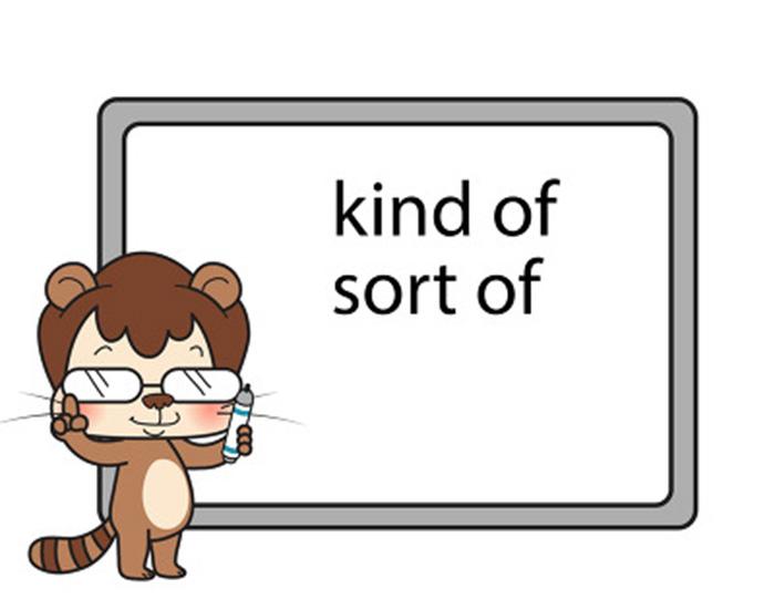 Phân biệt cách sử dụng Kind of và Sort of trong tiếng Anh