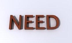 Cách dùng need và needn't trong tiếng anh