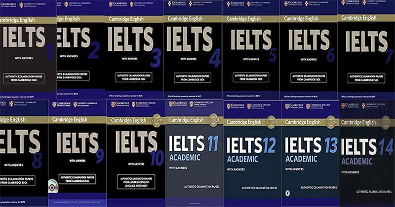 Bộ sách Cambridge IELTS