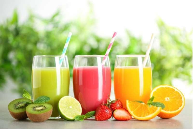 Juice: nước ép trái cây