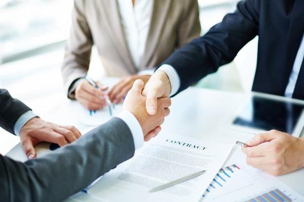 Mẫu câu chào hỏi tiếng Anh trong với đối tác trong kinh doanh