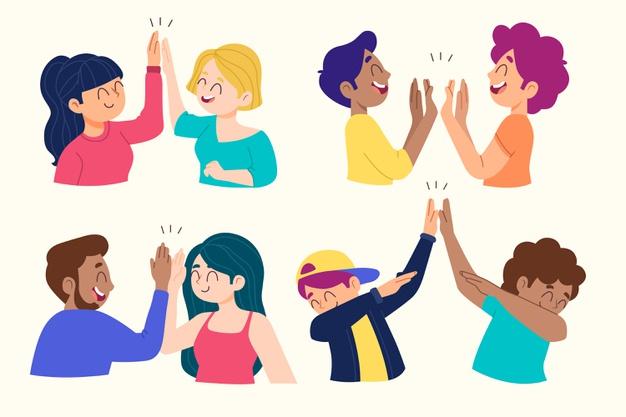 Những mẫu câu chào hỏi xã giao, thân mật