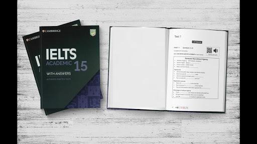 Tải sách Trọn bộ Cambridge IELTS 1-15 mới nhất