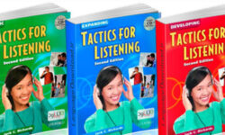 Tải trọn bộ Tactics for Listening Basic – Developing – Expanding