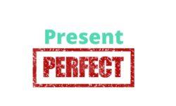 Thì hiện tại hoàn thành – Công thức, cách dùng bài tập đáp án chi tiết