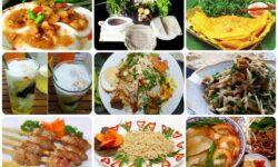 Từ vựng tiếng Anh về món ăn Việt Nam