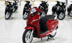 Từ vựng tiếng Anh về xe máy