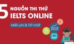 Top 5 website thi thử IELTS miễn phí