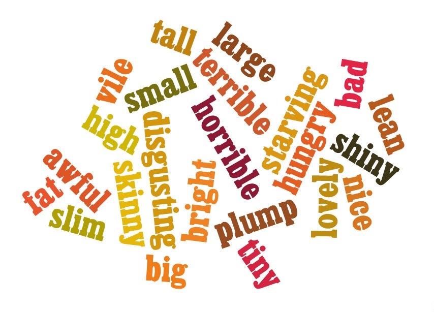 Trật tự tính từ trong tiếng Anh