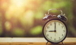 Từ vựng tiếng Anh về Thời gian