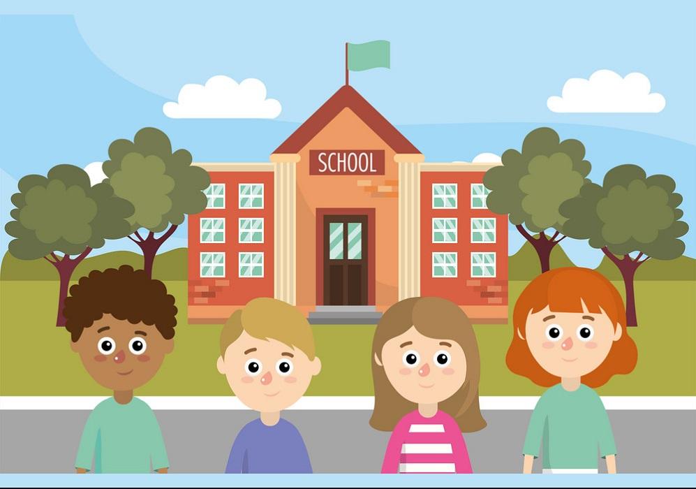 Từ vựng về trường học