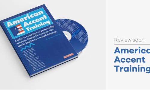 Tải miễn phí Ebook American Accent Training PDF