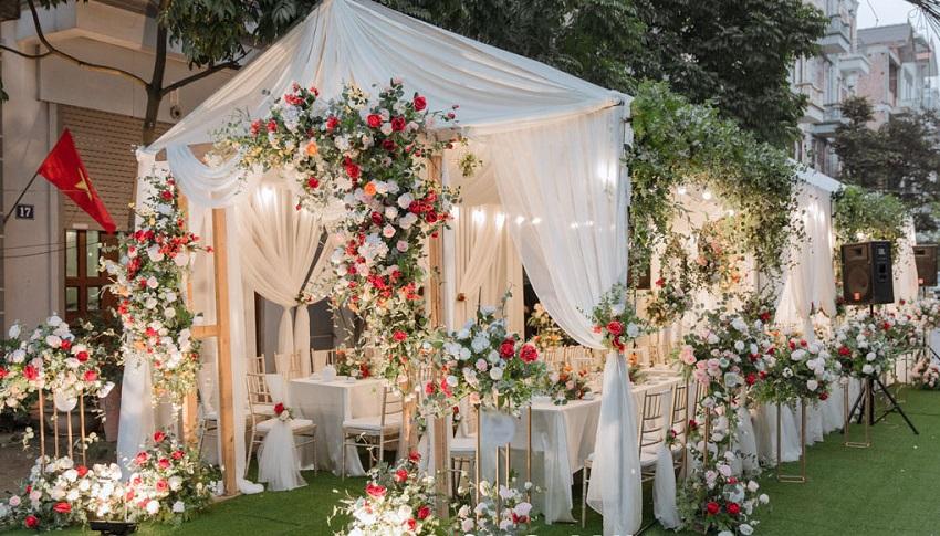 Từ vựng Tiếng Anh về đám cưới