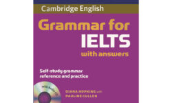 Sách Cambridge Grammar for IELTS with Answers