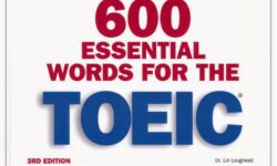 Download 600 essential words for the TOEIC Test Miễn phí