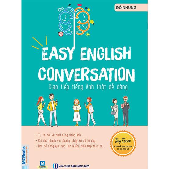 Sách Easy English Conversation