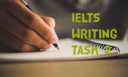 Cách viết Writing Task 2