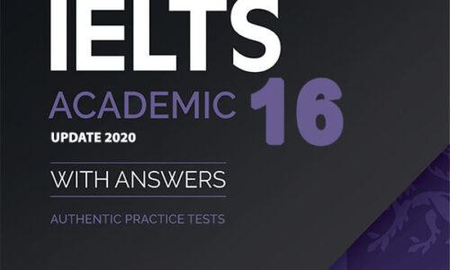 Download Cambridge IELTS 16 – Mới nhất 2021