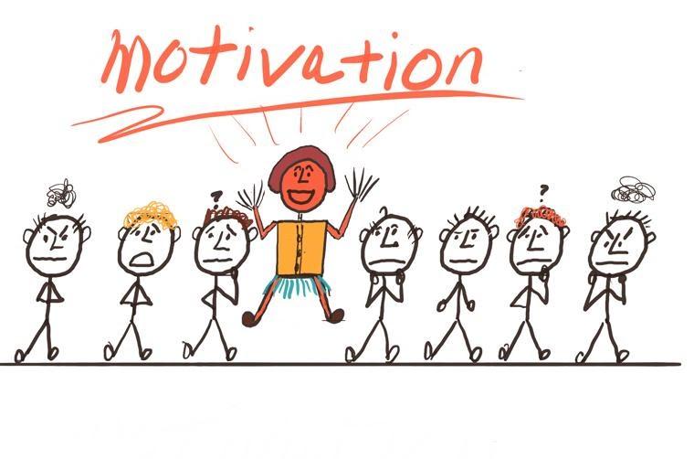 Giữ động lực cho bản thân
