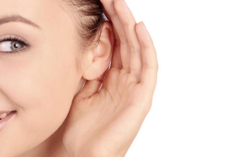 Học bằng tai, không học bằng mắt