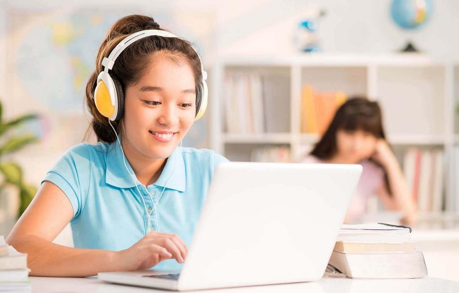 Tự học trên mạng